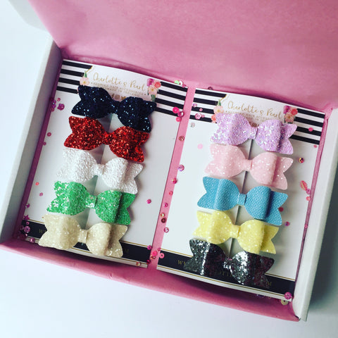 'Dinky Bow' Baby/Toddler Gift Box