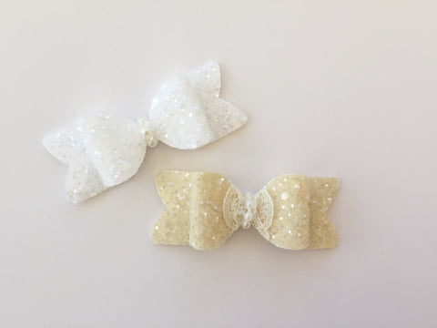 Christening/Flowergirl Dinky Bows