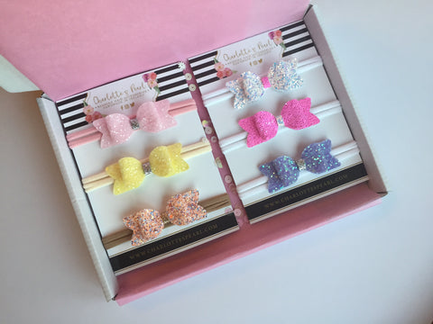 Dinky Bow Baby/ Toddler Gift Box