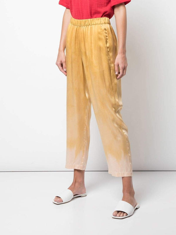 Silk TD Ankle Pant-Raquel Allegra-Debs Boutique