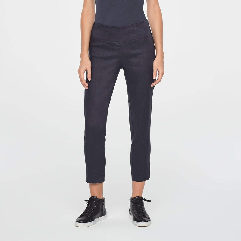 Soumia Pants in Navy-Sarah Pacini-Debs Boutique