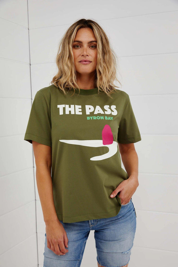 The Pass Classic Cotton Tee-General-Binny-Debs Boutique