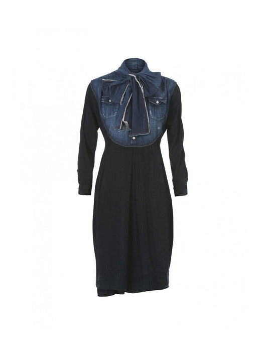 Fervent Denim Dress - Debs Boutique