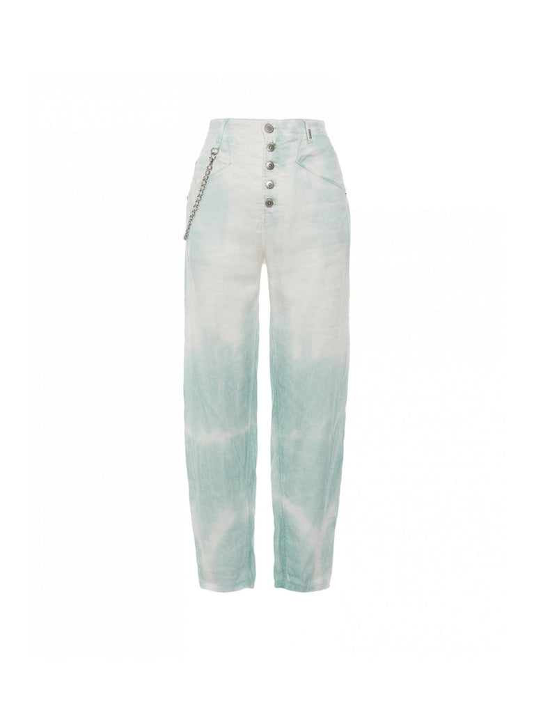 Open-Out TieDye Pant-Pant-High by Claire Campbell-Debs Boutique