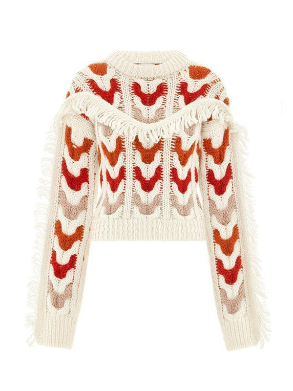 Jumper Etta Cable-Hayley Menzies-Debs Boutique
