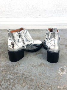 Caius Ankle Boots - Debs Boutique
