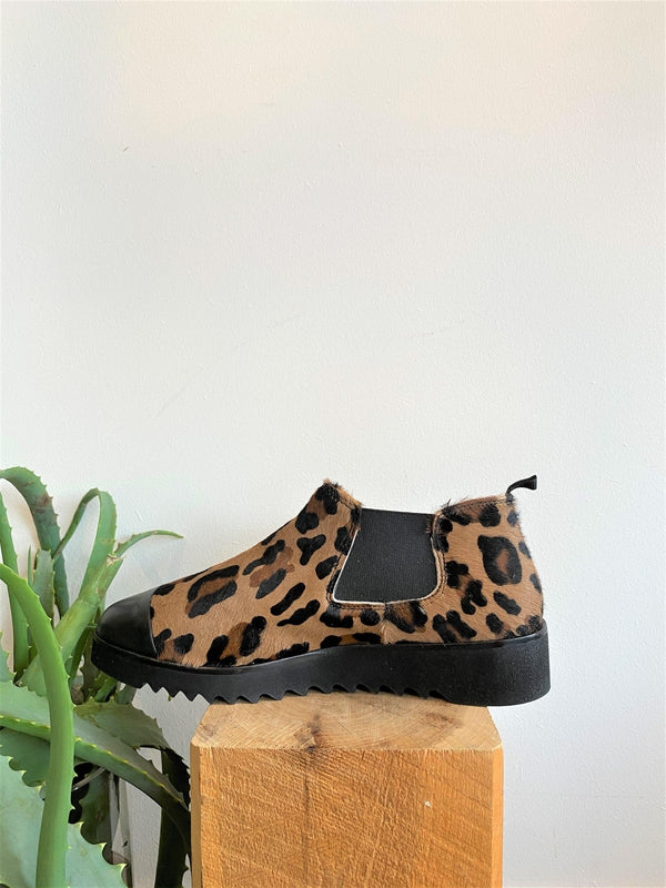 Spotted Pony Boot-Boot-L'Ecologica-Debs Boutique