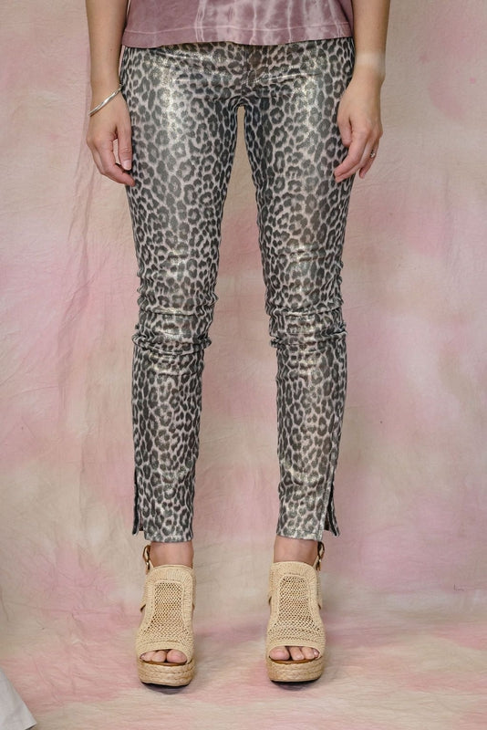 Jaguar Skinny Leather Pants-J Brand-Debs Boutique