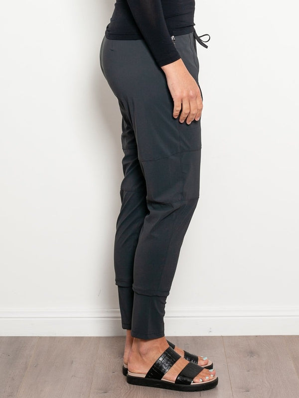 Candy Pant in Charcoal-Pant-Raffaello Rossi-Debs Boutique