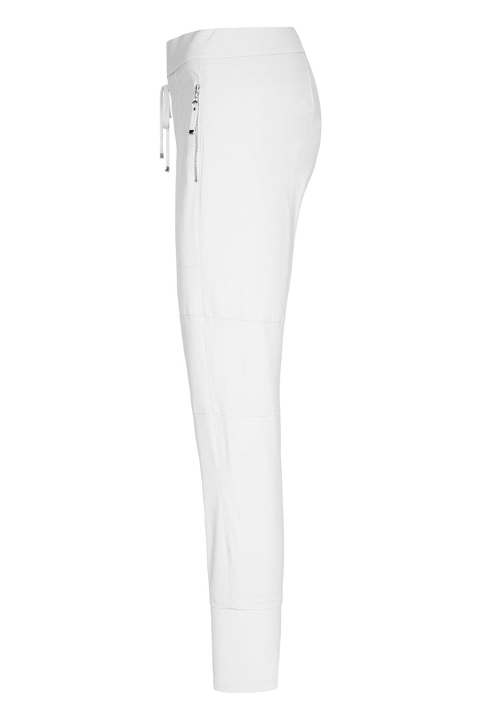Candy Pant in White-Pant-raffaello rossi-Debs Boutique