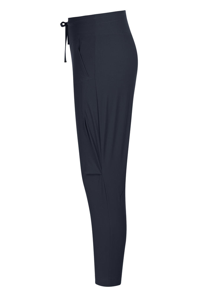 Gira Pant in Navy-Pant-raffaello rossi-Debs Boutique