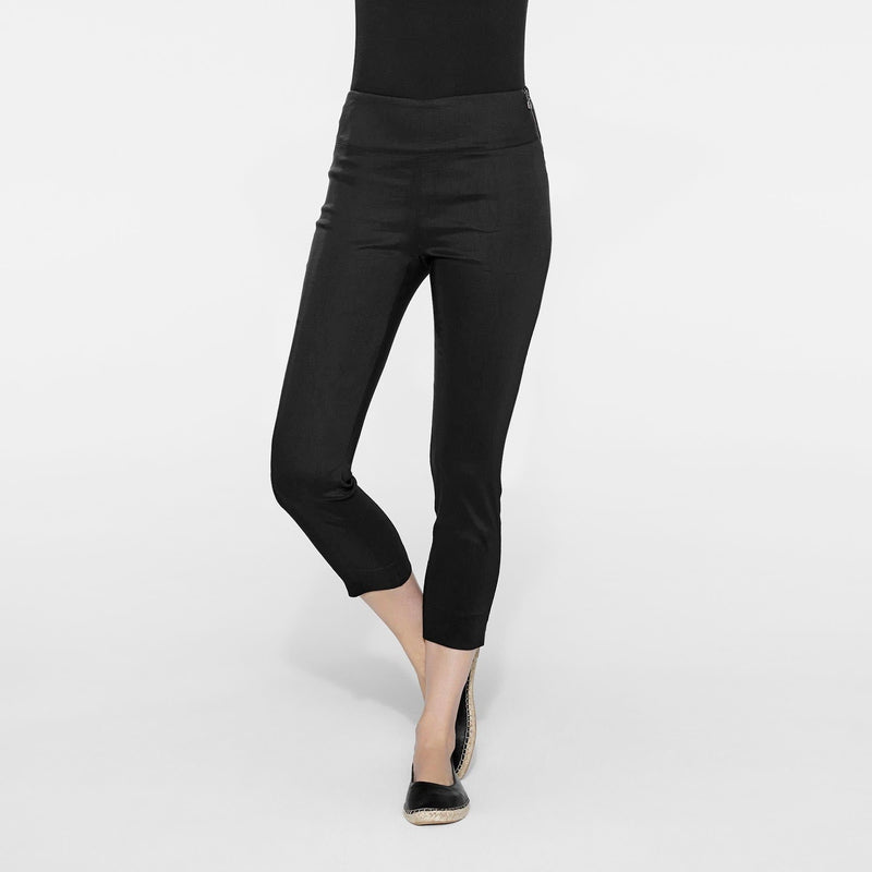 Soumia Pants in Black-Sarah Pacini-Debs Boutique