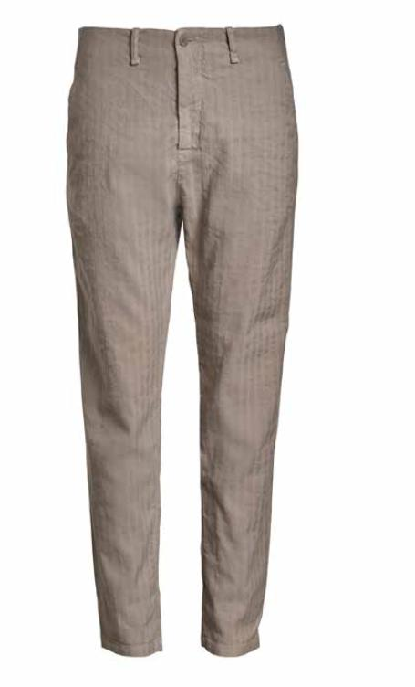 Fine Herringbone Tapered Pant-Pant-Transit-Debs Boutique