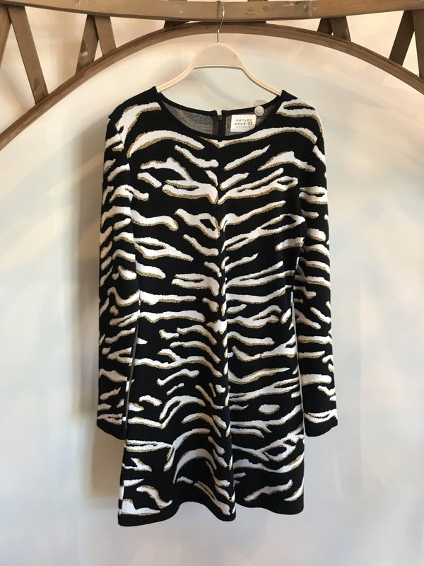 Mini Dress Tiger 54-Hayley Menzies-Debs Boutique