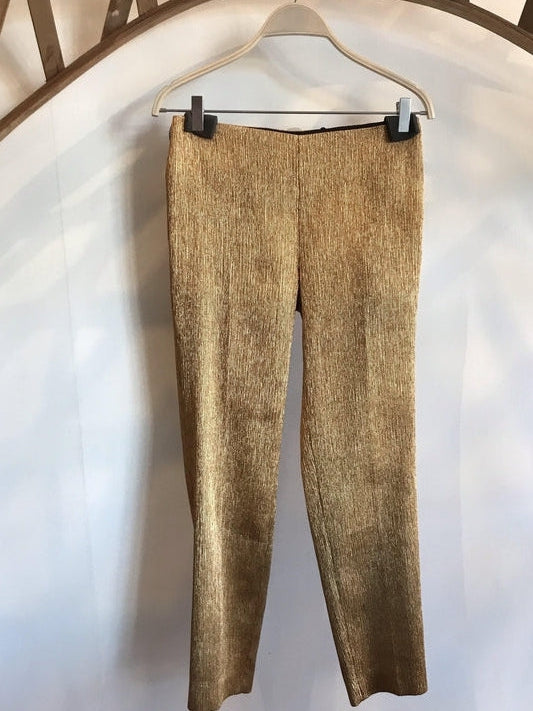 Gold Pants-Missoni-Debs Boutique
