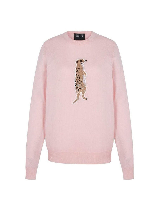 Mia Sequin Meerkat Jumper