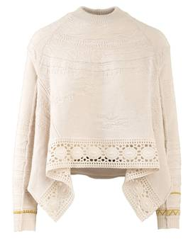 Oneself Sweater-High by Claire Campbell-Debs Boutique