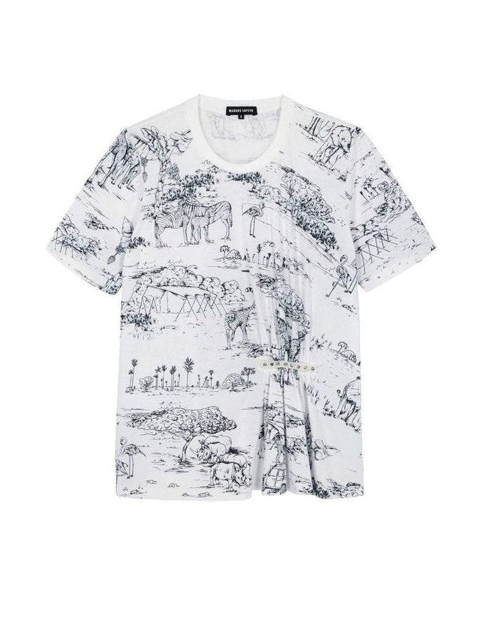 Sian Serengeti Jewel Tee