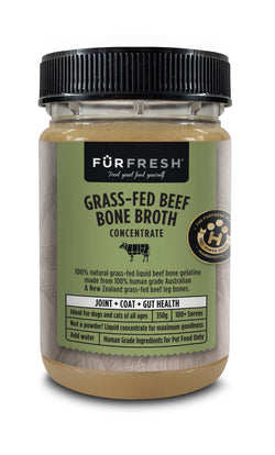 Grass-fed Beef Bone Broth Concentrate