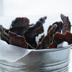 Single Protein Kangaroo Air Dried Jerky - Barkaroo 75g