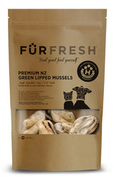 Premium NZ Green Lipped Mussels Freeze Dried 48g