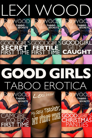 Good Girls: Taboo Erotica