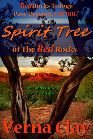 Spirit Tree of the Red Rocks