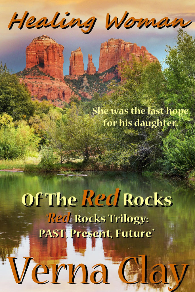 Healing Woman of the Red Rocks