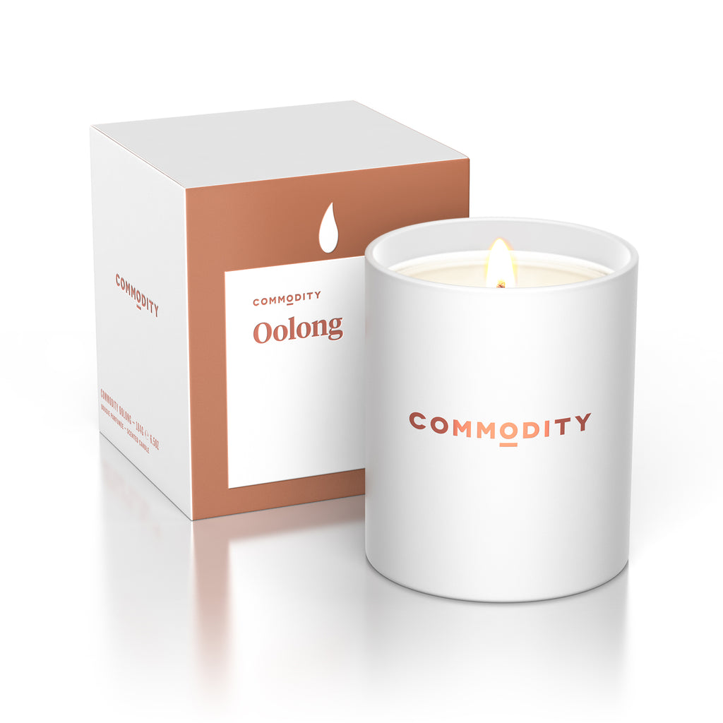 Commodity Oolong Candle