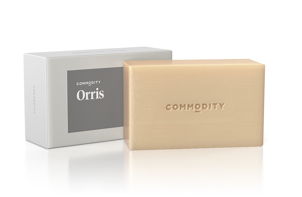 Commodity Orris Bath Bar