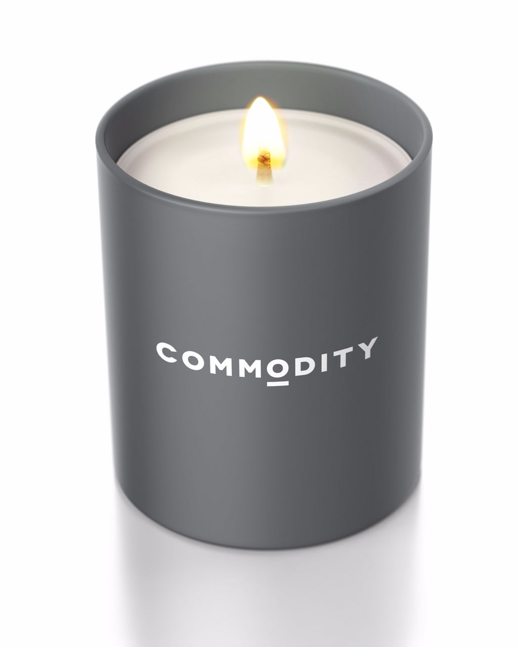Commodity Leather Candle