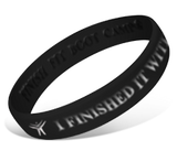 Finish Fit® Wrist Bands