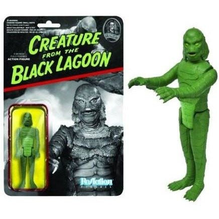 Action Figures - Universal Monsters ReAction Action Figure Wave 1 Creature From The Black Lagoon