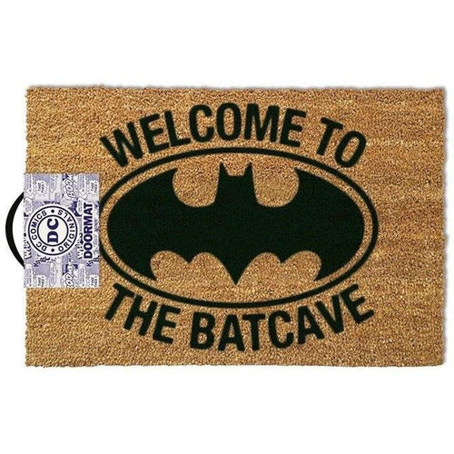 Blankets, Rugs & Towels - Batman Doormat Welcome To The Batcave