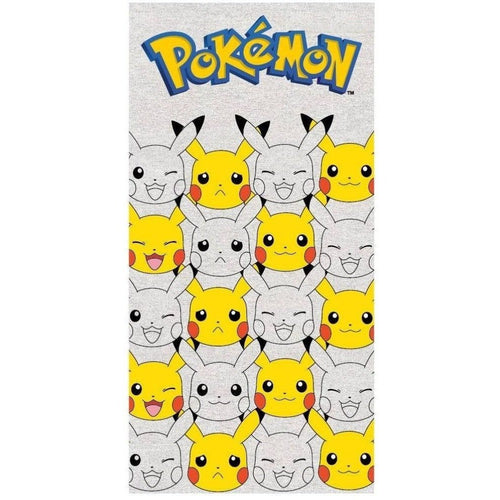 Blankets, Rugs & Towels - Pokemon Towel Pikachu