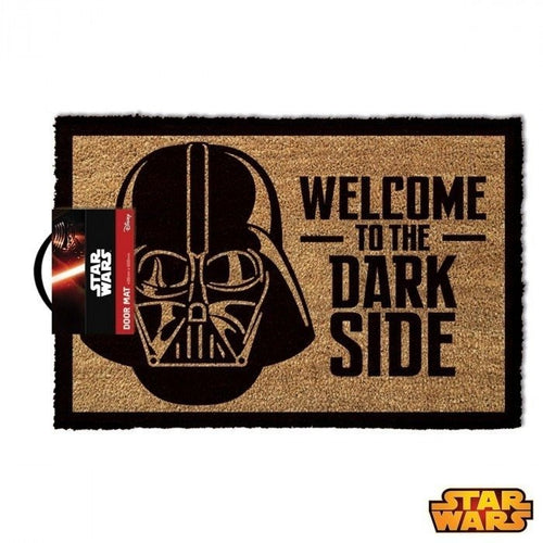 Blankets, Rugs & Towels - Star Wars Darth Vader Welcome To The Darkside Door Mat