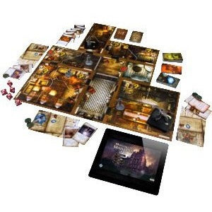 Board Games & Cards - Mansions Of Madness Board Game Second Edition