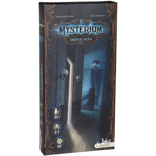 Board Games & Cards - Mysterium - Hidden Signs