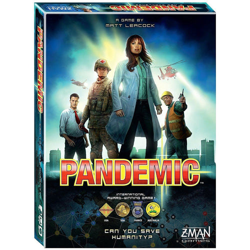 Board Games & Cards - Pandemic