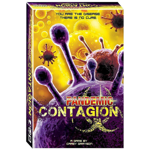 Board Games & Cards - Pandemic: Contagion