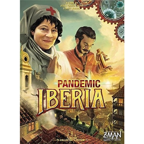 Board Games & Cards - Pandemic: Iberia