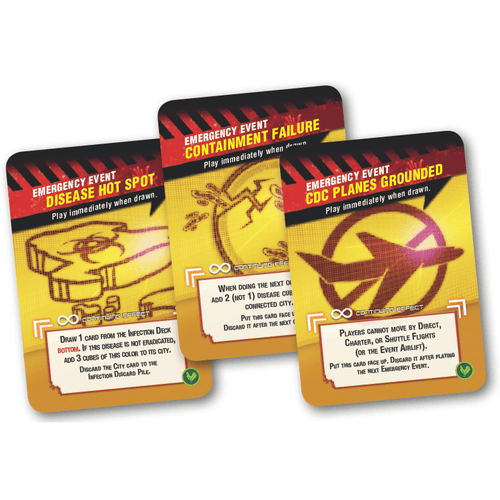 Board Games & Cards - Pandemic: State Of Emergency