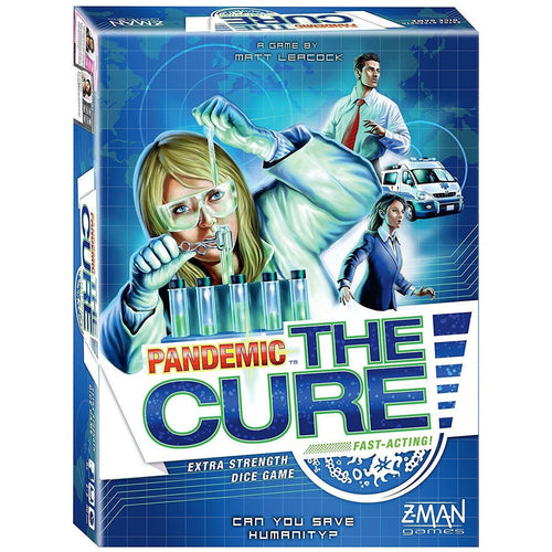 Board Games & Cards - Pandemic: The Cure