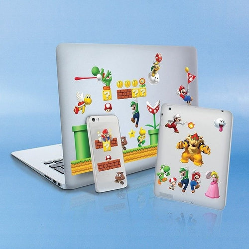 Calendars, Posters & Decals - Super Mario Gadget Decals