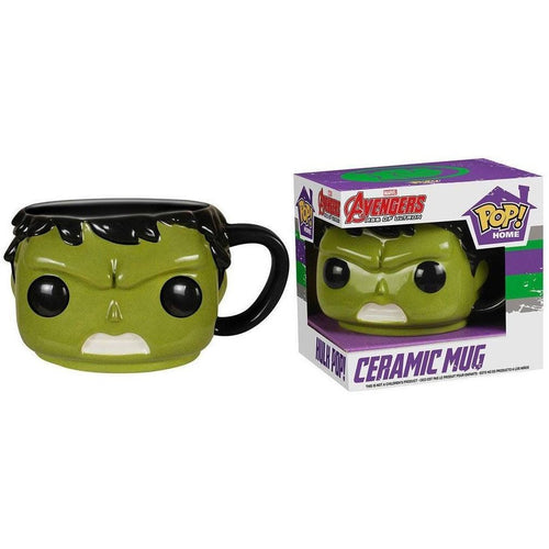 Coffee Mugs & Travel Mugs - Avengers POP! Homewares Mug Hulk
