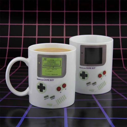Coffee Mugs & Travel Mugs - Game Boy Heat Change Mug