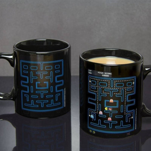 Coffee Mugs & Travel Mugs - Pac-Man Heat Change Mug