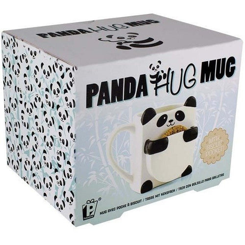 Coffee Mugs & Travel Mugs - Panda Hug Mug