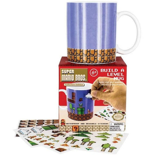 Coffee Mugs & Travel Mugs - Super Mario Build A Level Mug