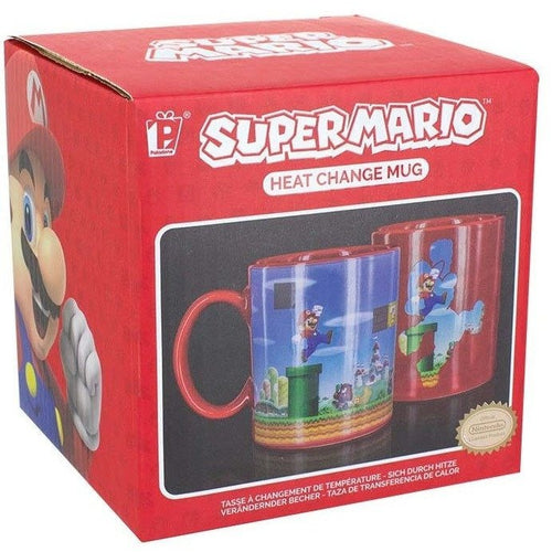 Coffee Mugs & Travel Mugs - Super Mario Heat Change Mug